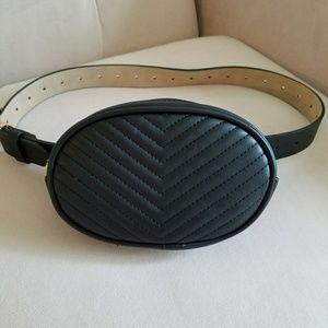 13e2d8eeb93d Steve Madden Bags - Steve Madden Chevron Quilted belt bag